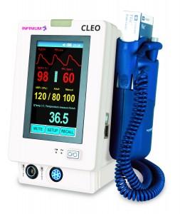 Infinium CLEO Patient Monitor